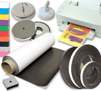 flexible magnets sheets strips